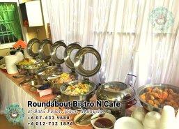 Bufet Batu Pahat Roundabout Bistro N Cafe Malaysia Johor Batu Pahat Totoro Kafe Bangunan Bersejarah Kafe Batu Pahat Landmark Hari Lahir Parti Perkahwinan Acara Kopitiam PC01-36