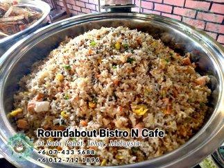 Buffet Batu Pahat Roundabout Bistro N Cafe Malaysia Johor Batu Pahat Totoro Cafe Historical Building Cafe Batu Pahat Landmark Birthday Party Wedding Function Event Kopitiam PC01-23