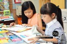 Malaysia Johor Batu Pahat Art Courses Art Studio Children Painting Wotercolour Wooden Strokes Crayon Sketching Oil Painting Advertising Painting Murals Kiong Art House A01-03