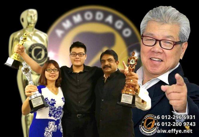 Ammodago International 工作坊 2018 David Goh 发展你成为世界级的演讲者 让你体验你内在的力量 马来西亚 雪兰莪 吉隆坡 培训 训练 课程 2018 EPA03
