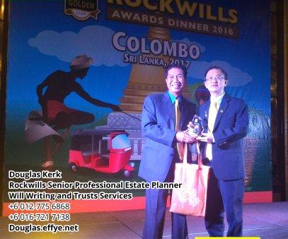 Douglas Kerk Rockwills Senior Professional Estate Planner - Will Writing and Trusts Services Batu Pahat and Kluang Johor Malaysia Property Management PA02-42