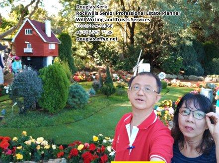 Douglas Kerk Rockwills Senior Professional Estate Planner - Will Writing and Trusts Services Batu Pahat and Kluang Johor Malaysia Property Management PA03-14