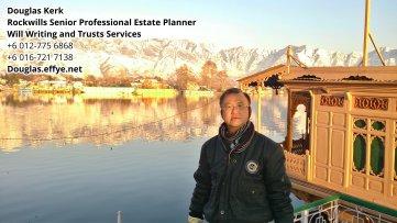 Douglas Kerk Rockwills Senior Professional Estate Planner - Will Writing and Trusts Services Batu Pahat and Kluang Johor Malaysia Property Management PA03-29