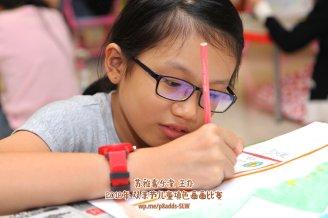 Batu Pahat Gereja Joy Soga Colouring Contest 苏雅喜乐堂主办2018年 峇株巴辖双亲节儿童填色画画比赛 培养儿童对彩色画画的兴趣 发掘美术的潜能 C1-71