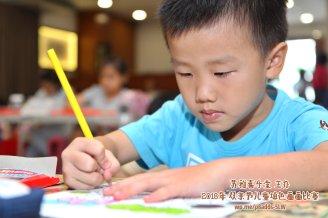 Batu Pahat Gereja Joy Soga Colouring Contest 苏雅喜乐堂主办2018年 峇株巴辖双亲节儿童填色画画比赛 培养儿童对彩色画画的兴趣 发掘美术的潜能 B1-24