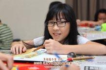 Batu Pahat Gereja Joy Soga Colouring Contest 苏雅喜乐堂主办2018年 峇株巴辖双亲节儿童填色画画比赛 培养儿童对彩色画画的兴趣 发掘美术的潜能 B1-54