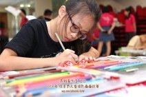 Batu Pahat Gereja Joy Soga Colouring Contest 苏雅喜乐堂主办2018年 峇株巴辖双亲节儿童填色画画比赛 培养儿童对彩色画画的兴趣 发掘美术的潜能 C1-45