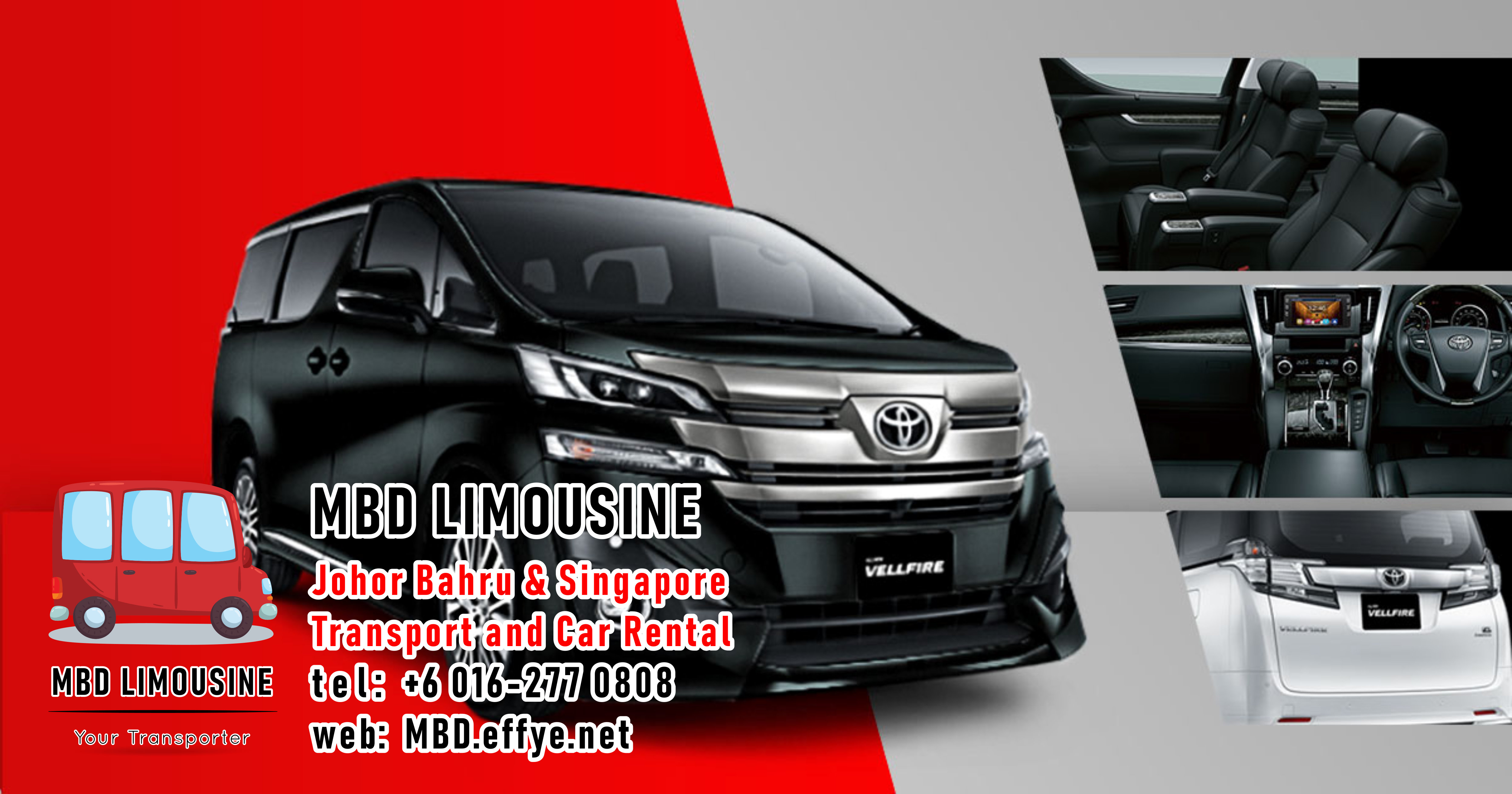 Car Rental Singapore To Malaysia With Driver