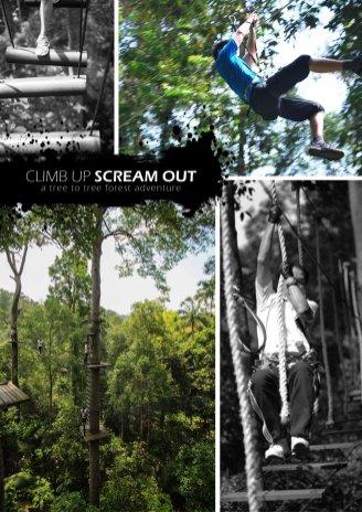 和平团契少年生活营 2018 你是谁 认识你自己 Peace Fellowship Youth Camp 2018 Who Are You Know Yourself Skytrex Melaka Adventure Taman Botanikal Ayer Keroh A02