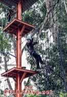 和平团契少年生活营 2018 你是谁 认识你自己 Peace Fellowship Youth Camp 2018 Who Are You Know Yourself Serama Adventure Park Ironman Walk A07