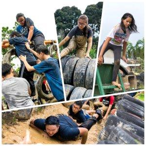 和平团契少年生活营 2018 Peace Fellowship Youth Camp 2018 Tyre Adventure Youth Challenge