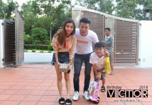 Victor Lim Birthday 2018 in Malaysia Party Buffet Swimming Fun A18