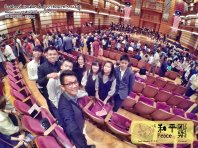 Peace Fellowship 和平团契 参加 Brahms Double & Beethovens Fifth Malaysia Philharmonic Orchestra Concert 26 Aug 2018 Petronas Twin Towers B016
