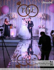 Kiong Art Wedding Event Kuala Lumpur Malaysia Event and Wedding Decoration Company One-stop Wedding Planning Services Wedding Theme Fantasy Secret Garden Restoran SY Muar A03-46