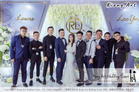 Kiong Art Wedding Event Kuala Lumpur Malaysia Event and Wedding DecorationCompany One-stop Wedding Planning Services Wedding Theme Live Band Wedding Photography Videography A03-05