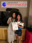 Unilink Group 5 and 10 Years Service Award Night 2018 from Agensi Pekerjaan Unilink Prospects Sdn Bhd at Niwa Japanese Karaoke 15