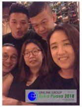 Unilink Group Buka Puasa Dinner 2018 Selamat Hari Raya Aidilfitri from Agensi Pekerjaan Unilink Prospects Sdn Bhd at Osesame Secret Bar and Bistro 12