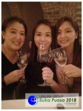 Unilink Group Buka Puasa Dinner 2018 Selamat Hari Raya Aidilfitri from Agensi Pekerjaan Unilink Prospects Sdn Bhd at Osesame Secret Bar and Bistro 39