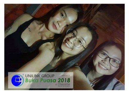 Unilink Group Buka Puasa Dinner 2018 Selamat Hari Raya Aidilfitri from Agensi Pekerjaan Unilink Prospects Sdn Bhd at Osesame Secret Bar and Bistro 43
