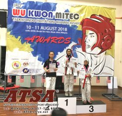 Batu Pahat Sports Ricky Toh Advance Taekwondo Sport Academy ATSA Education Martial Art Self Defence Fitness Poomdae Sparring Kyorugi Batu Pahat Johor Malaysia A04-02