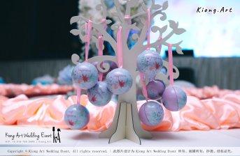 Kiong Art Wedding Event Kuala Lumpur Malaysia Wedding Decoration One-stop Wedding Planning Wedding Theme Fantasy Castle In The Snow Grand Sea View Restaurant A06-A01-09