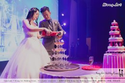 Kiong Art Wedding Event Kuala Lumpur Malaysia Wedding Decoration One-stop Wedding Planning Wedding Theme Fantasy Castle In The Snow Grand Sea View Restaurant A06-A01-48
