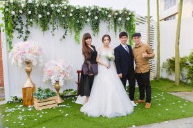 Kiong Art Wedding Event Kuala Lumpur Malaysia Wedding Decoration One-stop Wedding Planning Wedding Theme Romantic Garden Wedding Kluang Container Swimming Pool Homestay A05-A01-115