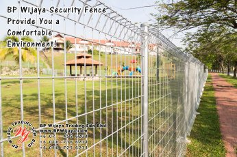 BP Wijaya Trading Sdn Bhd Malaysia Pahang Kuantan Temerloh Mentakab Manufacturer of Safety Fences Building Materials for Housing Construction Site Industial Security Fencing Factory A01-24
