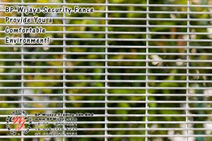 BP Wijaya Trading Sdn Bhd Malaysia Pahang Kuantan Temerloh Mentakab Manufacturer of Safety Fences Building Materials for Housing Construction Site Industial Security Fencing Factory A01-27