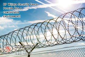 BP Wijaya Trading Sdn Bhd Malaysia Pahang Kuantan Temerloh Mentakab Manufacturer of Safety Fences Building Materials for Housing Construction Site Industial Security Fencing Factory A01-04