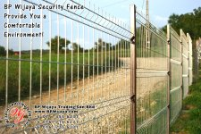 BP Wijaya Trading Sdn Bhd Malaysia Pahang Kuantan Temerloh Mentakab Manufacturer of Safety Fences Building Materials for Housing Construction Site Industial Security Fencing Factory A01-31