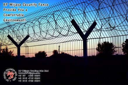 BP Wijaya Trading Sdn Bhd Malaysia Pahang Kuantan Temerloh Mentakab Manufacturer of Safety Fences Building Materials for Housing Construction Site Industial Security Fencing Factory A01-45