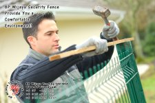 BP Wijaya Trading Sdn Bhd Malaysia Pahang Kuantan Temerloh Mentakab Manufacturer of Safety Fences Building Materials for Housing Construction Site Industial Security Fencing Factory A01-47