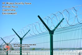 BP Wijaya Trading Sdn Bhd Malaysia Pahang Kuantan Temerloh Mentakab Manufacturer of Safety Fences Building Materials for Housing Construction Site Industial Security Fencing Factory A01-53