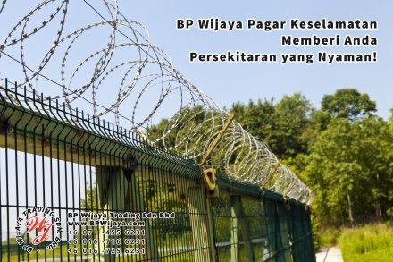 BP Wijaya Trading Sdn Bhd Malaysia Pahang Kuantan Temerloh Mentakab Pengeluar Pagar Keselamatan Pagar Taman Bangunan dan Kilang dan Rumah untuk Bandar Pemborong Pagar A01-06