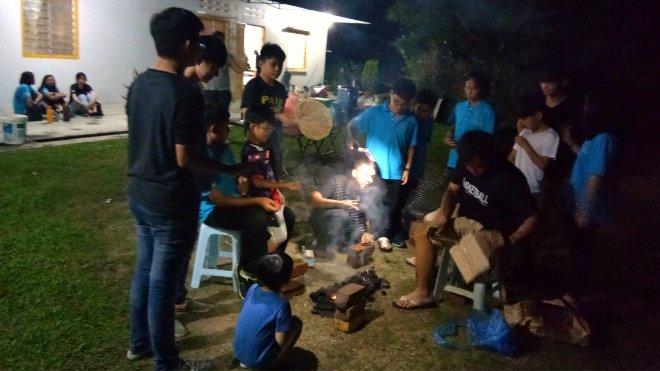 和平团契 Peace Fellowship 2018年 10月份 12日 我们的晚餐 A04