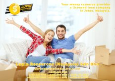 Johor Licensed Loan Company Licensed Money Lender Lupin Resources Malaysia SDN BHD Your money resource provider Kulai Johor Bahru Johor Malaysia Business Loan A01-50