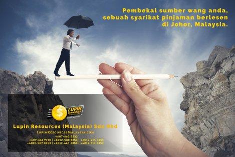 Johor Syarikat Pinjaman Berlesen Lupin Resources Malaysia SDN BHD Pembekal Sumber Wang Anda Kulai Johor Bahru Johor Malaysia Pinjaman Perniagaan Pinjaman Peribadi A01-14