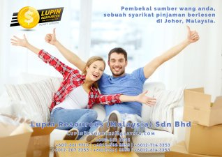 Johor Syarikat Pinjaman Berlesen Lupin Resources Malaysia SDN BHD Pembekal Sumber Wang Anda Kulai Johor Bahru Johor Malaysia Pinjaman Perniagaan Pinjaman Peribadi A01-50