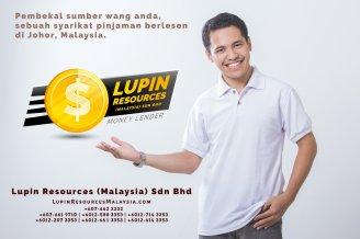 Johor Syarikat Pinjaman Berlesen Lupin Resources Malaysia SDN BHD Pembekal Sumber Wang Anda Kulai Johor Bahru Johor Malaysia Pinjaman Perniagaan Pinjaman Peribadi A01-78
