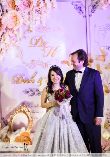 Kiong Art Wedding Event Kuala Lumpur Malaysia Wedding Decoration One-stop Wedding Planning Legend of Fairy Tales Grand Sea View Restaurant 海景宴宾楼 A08-A01-37