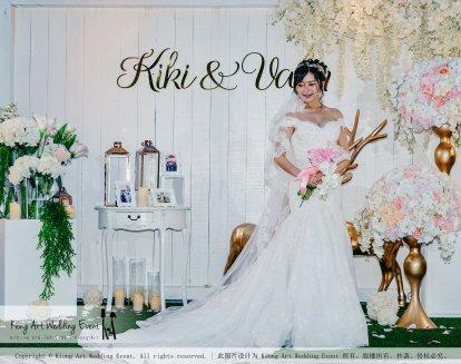 Kiong Art Wedding Event Kuala Lumpur Malaysia Wedding Decoration One-stop Wedding Planning Warm Outdoor Romantic Style Theme Kluang Container Swimming Pool Homestay A07-A01-16