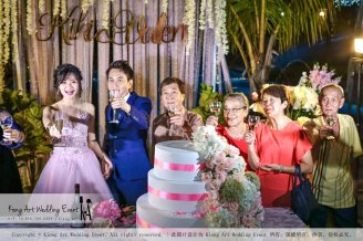 Kiong Art Wedding Event Kuala Lumpur Malaysia Wedding Decoration One-stop Wedding Planning Warm Outdoor Romantic Style Theme Kluang Container Swimming Pool Homestay A07-A01-55
