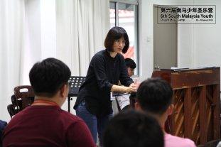 马来西亚 第六届南马少年圣乐营 6th South Malaysia Youth Church Music Camp A04-024