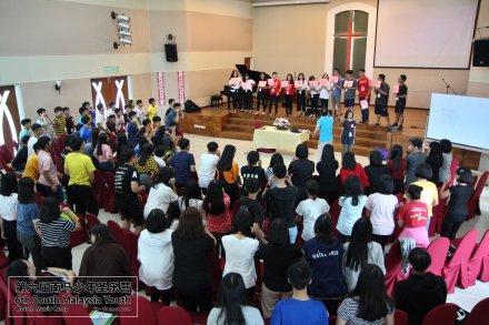 马来西亚 第六届南马少年圣乐营 6th South Malaysia Youth Church Music Camp B01-019