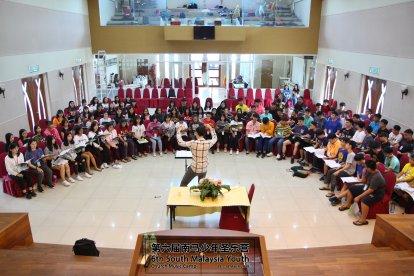 马来西亚 第六届南马少年圣乐营 6th South Malaysia Youth Church Music Camp B01-035
