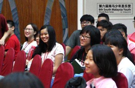 马来西亚 第六届南马少年圣乐营 6th South Malaysia Youth Church Music Camp B03-008