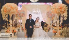 Malaysia Kuala Lumpur Wedding Event Kiong Art Wedding Deco Decoration One-stop Wedding Planning of Kent and Hann Wedding at Huang Cheng Banquet Muar A10-A01-25