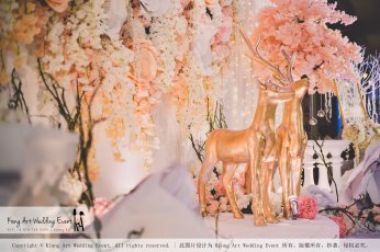 Malaysia Kuala Lumpur Wedding Event Kiong Art Wedding Deco Decoration One-stop Wedding Planning of Kent and Hann Wedding at Huang Cheng Banquet Muar A10-A01-40