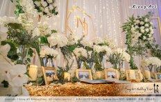 Malaysia Kuala Lumpur Wedding Event Kiong Art Wedding Deco Decoration One-stop Wedding Planning of Nelson and Jeanine Wedding 陈永馨 中国好声音 A11-A01-23